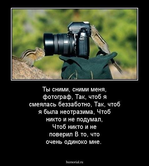 фразы для фотографа выспавшись, следующий день