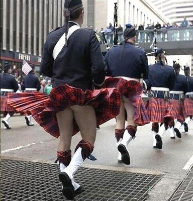 Гей шотландцем